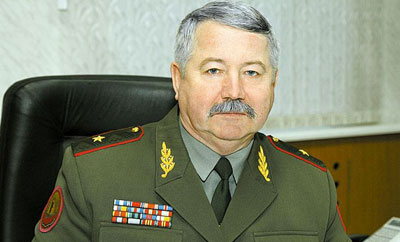 Председатель Регионального отделения ДОСААФ Ярославской области Дерепко С.А.