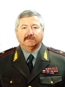 Председатель ЗЩ ДОСААФ Ярославской области
