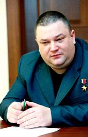 Чагин Алексей Михайлович - Герой России, Председатель правления ФАРБ ЯО