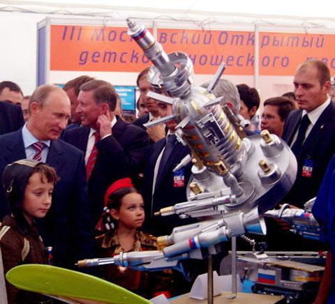 В.Путин, А.Герасимов