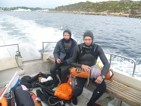 Спортивная подводная охота