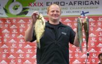 Чемпионат Европы по подводной охоте