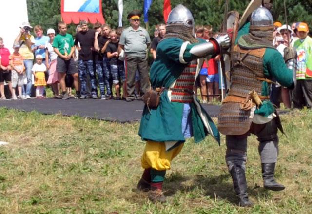 Годовщина битвы на реке Сить