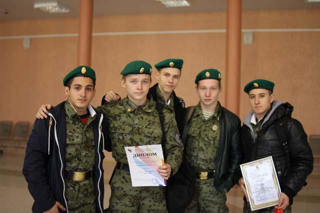 Призывник России-2013