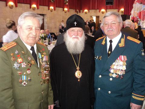 На Губернаторском приёме в честь Дня Победы 9 мая