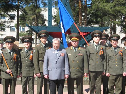 На финале Военно-патриотической игры ПОБЕДА