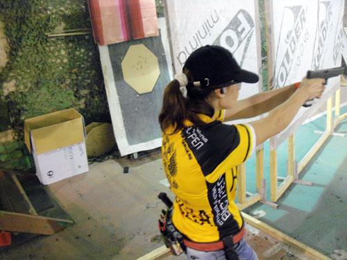 Приглашаются стрелки для участия в Клубном матче по практической стрельбе из пистолета!