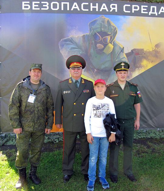 Председатель РО ДР Ярославской обл. С.А.Дерепко на открытии игр