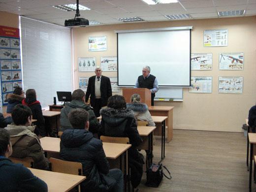 В  Ярославской объединенной технической школе организован и проведен «День открытых дверей»