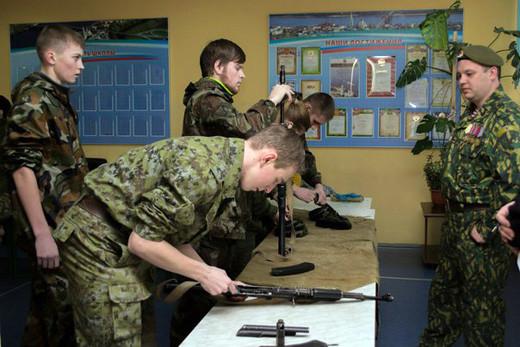 Военно-тактическая игра «Никто, кроме нас!»