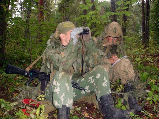 4. Военно-тактическая игра в рамках Урока