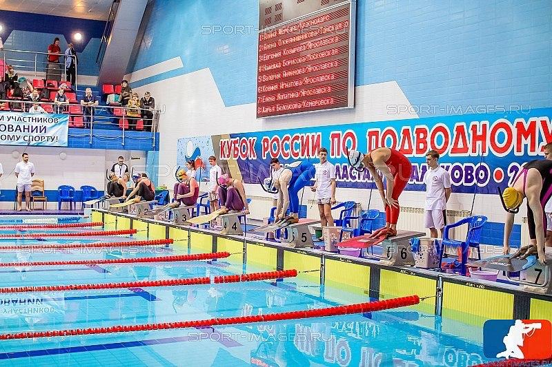 Секция плавания в ластах в Ярославле