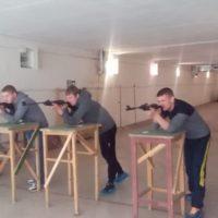Секция пулевой стрельбы. Ярославль