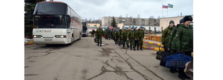 Закончились военно-патриотические сборы «Никто, кроме нас!»