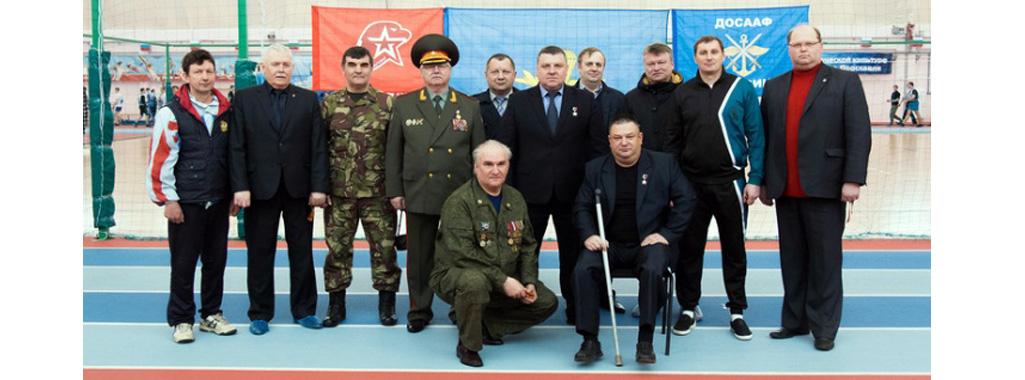 Региональный этап Всероссийских соревнований «АрМИ-2017»