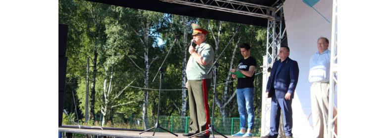 Военно-патриотическая игра «Зарница». Проект Р.А.З.У.М.