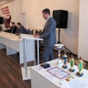 Пленум Совета регионального отделения ДОСААФ России Ярославской области