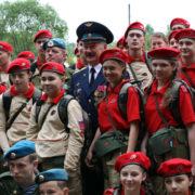 ДОСААФ — основной субъект военно-патриотического воспитания и допризывной подготовки