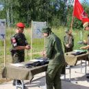 Военно-патриотические сборы «ПОИСК-2018»